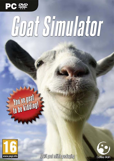 Goat Simulator Download Cover Free Game