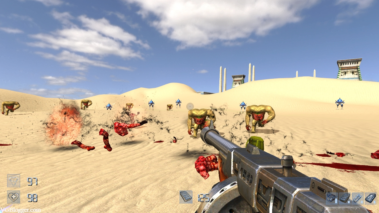 Serious Sam HD The First Encounter Fully Full Version PC Game