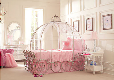 แบบห้องนอนเด็กหญิง