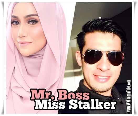 Drama Mr Boss Miss Stalker (2016) Dahlia TV3 - Full Episode
