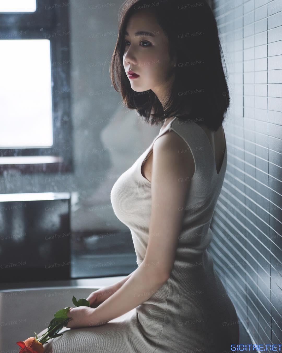 Hoeun: Đúng là Chuẩn Korea, Xinh không đợi tuổi :))