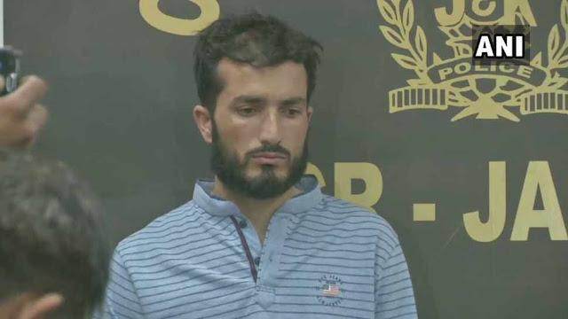 बनिहाल में CRPF काफिले पर हमले की साजिश में शामिल PhD छात्र हिलाल अहमद मंटू समेत 6 आतंकी गिरफ्तार