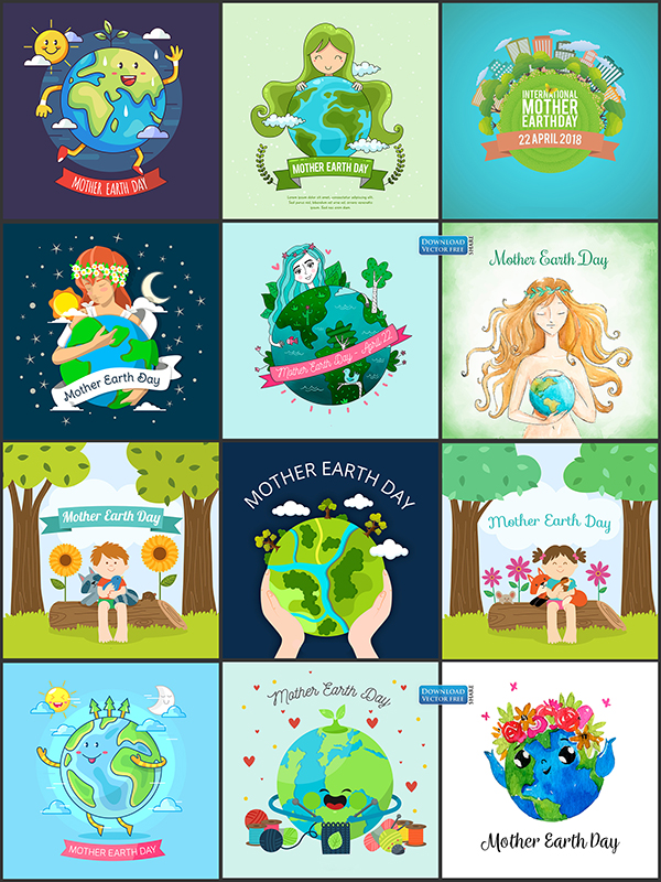 12-nen-do-hoa-mung-ngay-me-trai-dat-mother-earth-day-vector-8783