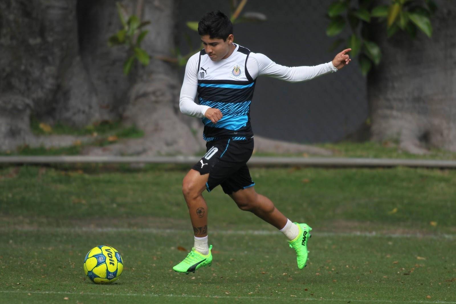 López ha sido titular en los juegos de Liga del Guadalajara.