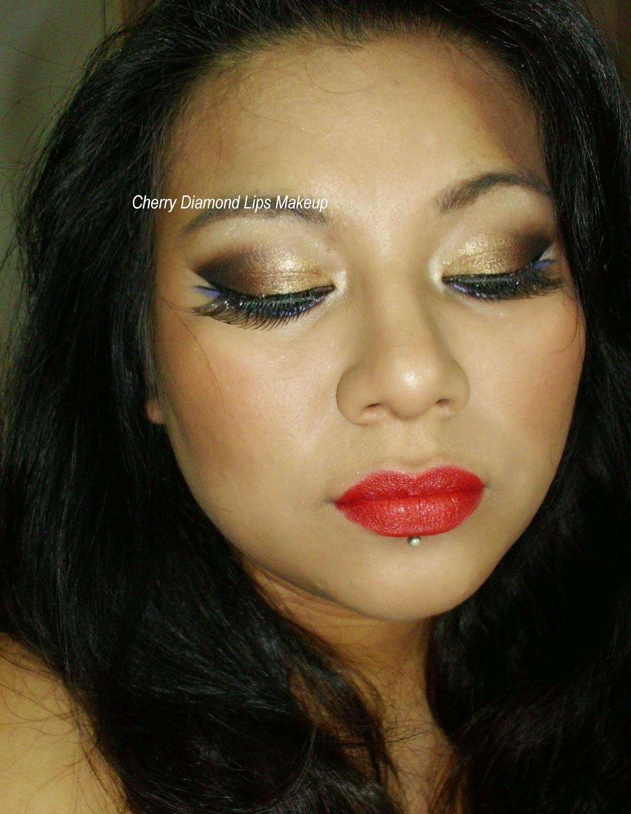 Cherry Diamond Lips Makeup, Naked 2, Black Out, Urban Decay, Versailles, Neve Cosmetics, Half baked, heave&Earth, Makeup Academy, MUA, Lock&Load, Makeup Revolution, Glitz, Nabla, Essence, Catrice, Debby, 68 Moulin Rouge