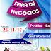 Feira de Negócios será realizada em Piritiba
