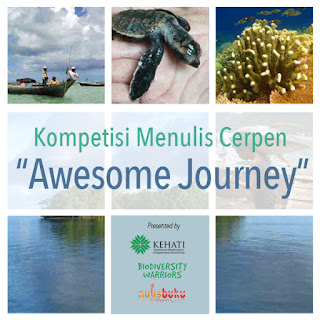 Kompetisi Menulis Cerpen Awesome Journey
