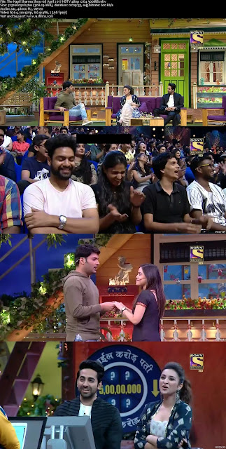 The Kapil Sharma Show 08 April 2017 HDTV 480p