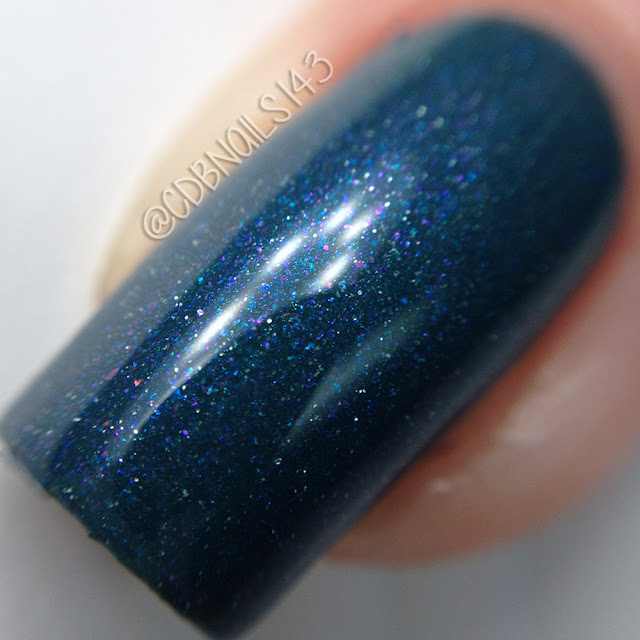 Lollipop Posse Lacquer-Santa Sails in a Canoe