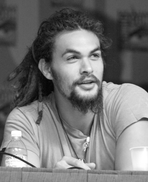 Jason Momoa Game Of Thrones: Hottie Alert: Jason Mamoa As Khal Drogo Of Game Of Thrones