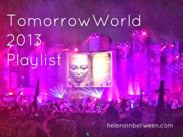 music, playlist, tomorrowworld, tomorrowworld playlist