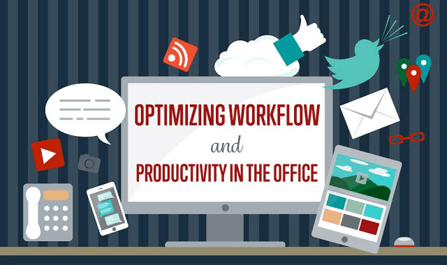 Optimizing Workflow in the Office