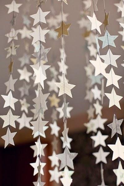 Estrellas De Navidad Para Decorar.Icono Interiorismo Estrellas Para Decorar La Navidad