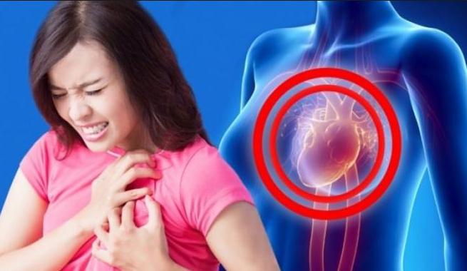 Kenali Gejala Penyakit Jantung Yang Khas Pada Wanita