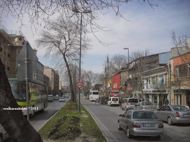 Şehzadebaşı Caddesinin Adı Değiştirildi