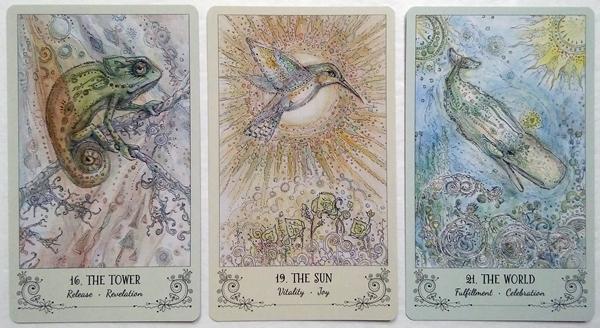 Tarot Deck Review: Spiritsong Tarot - BOHEMIANESS