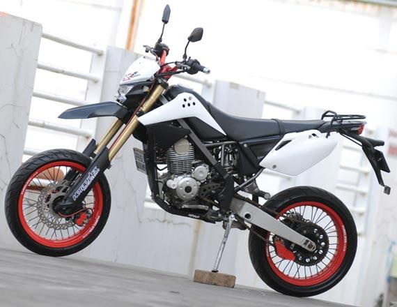 Kawasaki KLX 150, 2010 Modif