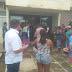 Homem é alvejado à bala na porta de entrada do Fórum Ferreira Júnior de Cajazeiras