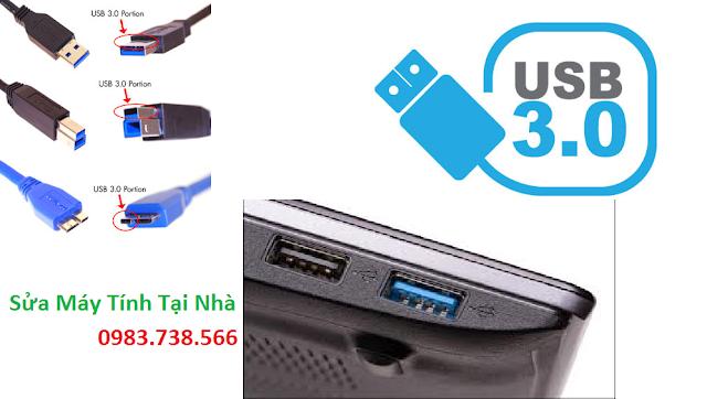 Các chuẩn USB 3.0, USB 3.0 Portion