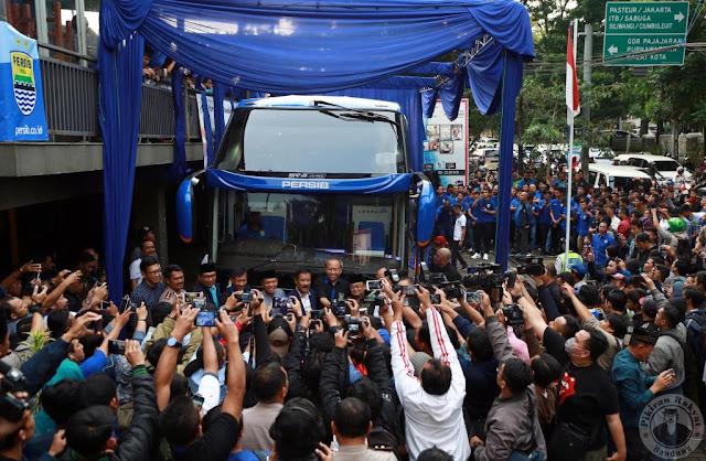 Bus Baru Persib Bandung All New Legacy SR-2 HD Prime
