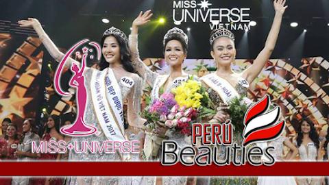 Miss Universe Vietnam 2017 / 2018