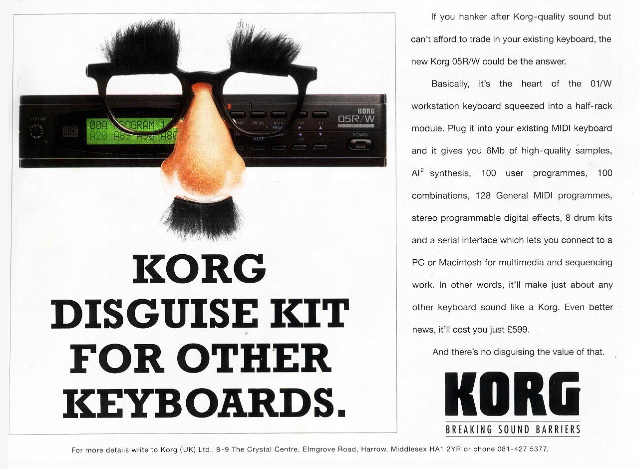The Korg 05R/W - Review and Retrospective | Planet Botch
