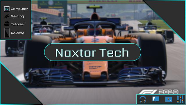 Spesifikasi F1 2018 PC