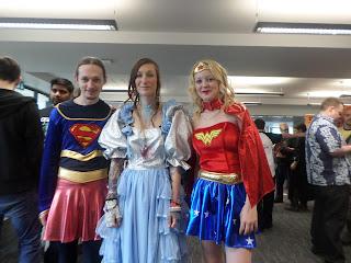 Hull Comic Con 2016 cosplay