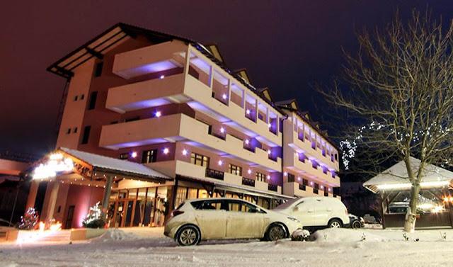 Opinii HOTEL EDEN din CAMPULUNG MOLDOVENESC