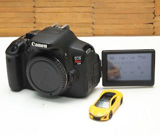 Jual Kamera Canon Rebel T5i Bekas