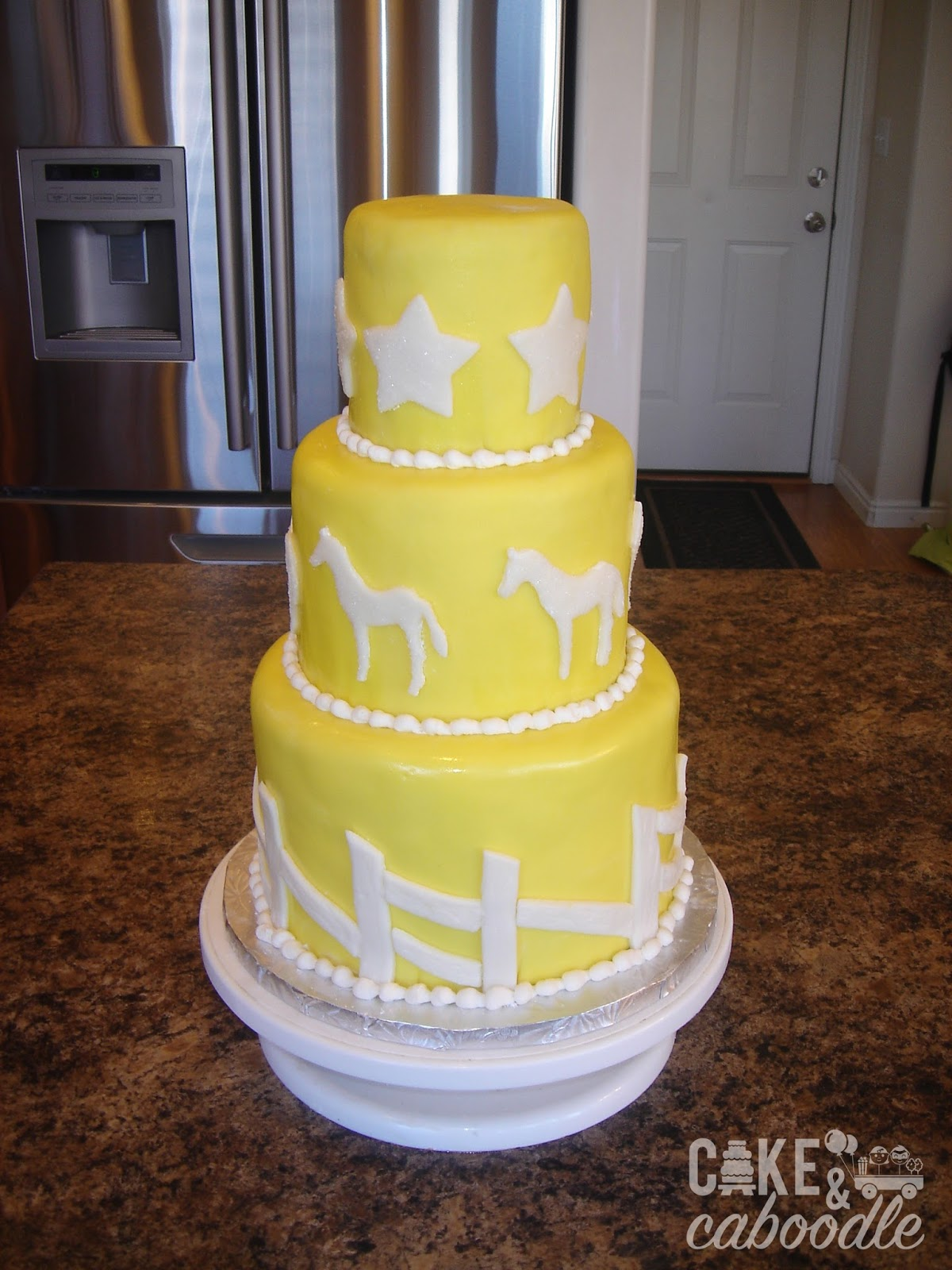 Horse Cake | Cake and Caboodle