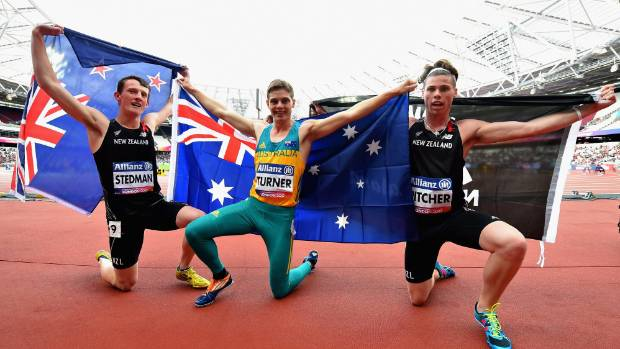 Five medals for New Zealand at World Para Athletics Championships
