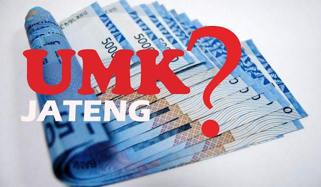 Daftar UMK 2019 Jawa Tengah Untuk 35 Kabupaten/Kota