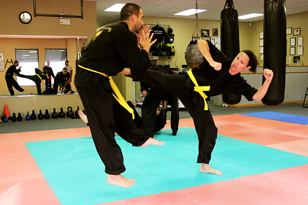 Learning Self Defense Techniques To Come Out Safe From Tough Situations