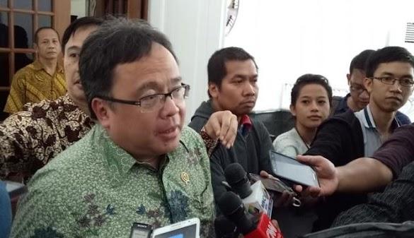 Ritel Tutup Akibat Daya Beli Turun, Bappenas: Hoax