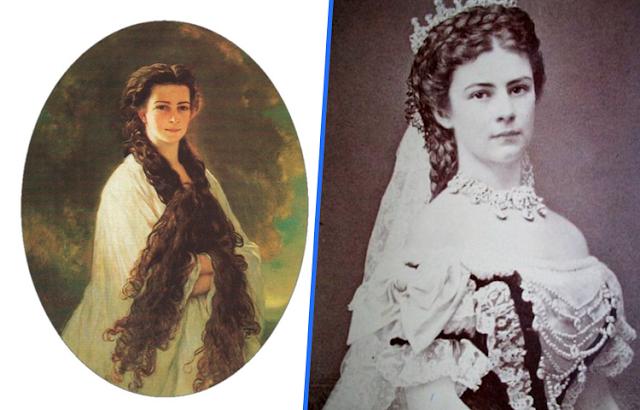 Принцесса Сисси: Самая красивая и знаменитая женщина XIX века