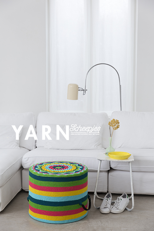 YARN book-a-zine - Tropical Issue, by Scheepjes