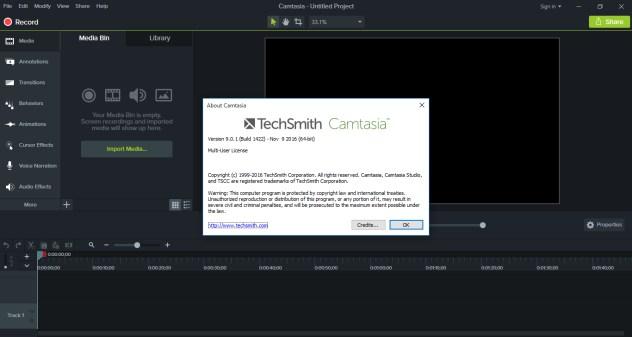Camtasia Studio 9.0.3 Build 1627 | Download + Full Setup + Keygen