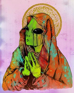 Ufo Mary