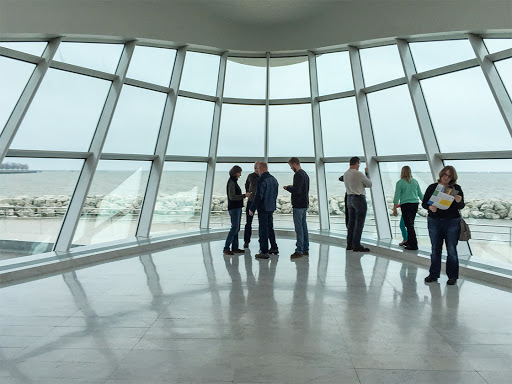 Quadracci Pavilion at the Milwaukee Art Museum
