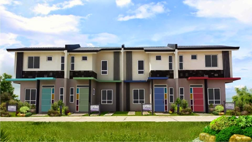 Affordable Property Listing Of The Philippines Furnished Townhomes For Sale In Nostalji