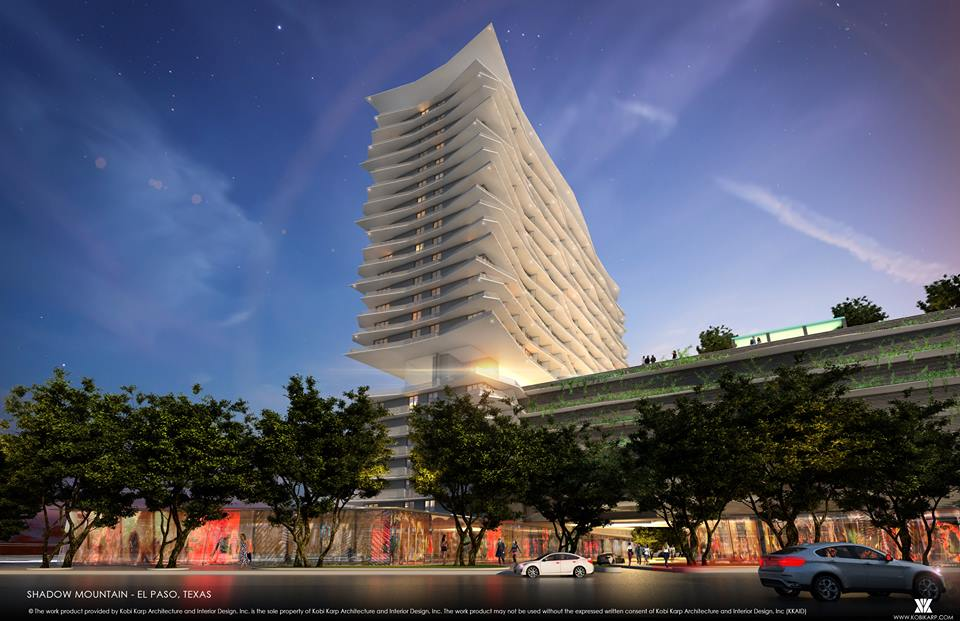 El paso development news new westside tower stirs up for New housing developments in el paso tx