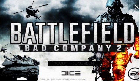 Battlefield: Bad Company 2 Apk+Data Free on Android Game Download