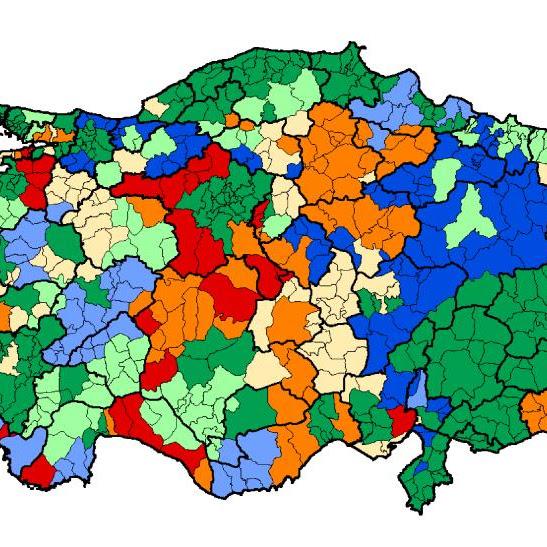 Emniyet Genel Müdürlüğü Dijital Harita Projesi