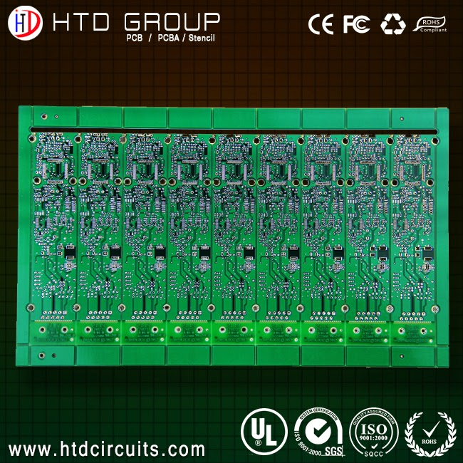 HTD circuits: Printed circuit board material types introduce