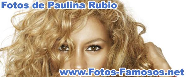 Fotos de Paulina Rubio
