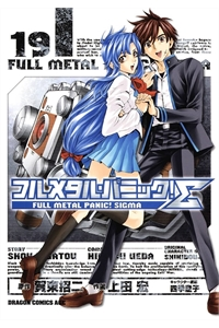 Full Metal Panic! Sigma – Truyện tranh