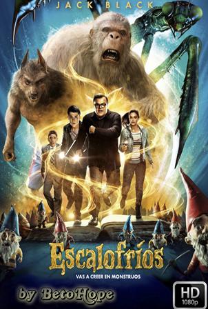 Escalofrios [2015] [Latino-Ingles] HD 1080P  [Google Drive] GloboTV