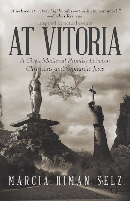 """At Vitoria"" - front cover"
