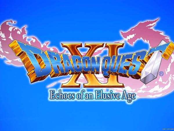 Ummikon ensitunnelmat Dragon Quest -sarjan parissa